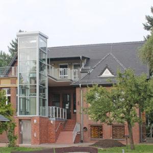 Gebäude der Kontakt- und Informationsstelle für Selbsthilfe Spremberg (KiSS)